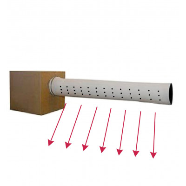 Distribucijska cev 160 mm x 10 m