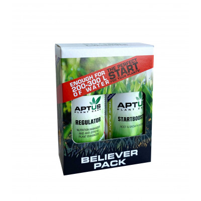 Believer Pack  2 x 50 ml