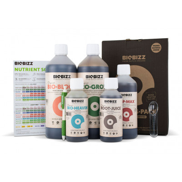 Biobizz Starters-Pack