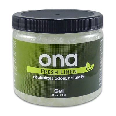 ONA Fresh Linen Gel 856 g
