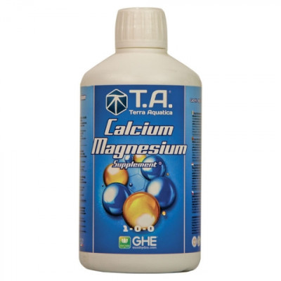 T.A. Calcium Magnesium Supplement 500 ml