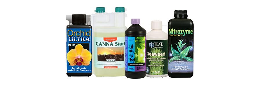 Ponudba organskih gnojil na zalogi