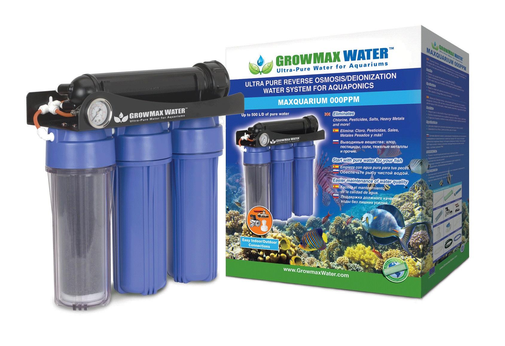 vodni sustav za akvarije i akvaponiku