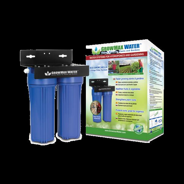 Filtar za vodu za indoor uzgoj biljaka